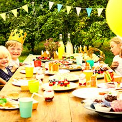 OMG! The Best KIDS BIRTHDAY PARTY MENU Ever!