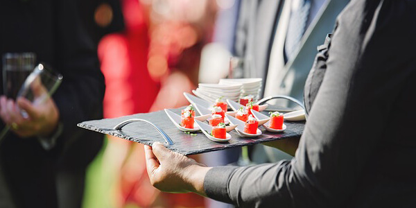 online catering firm