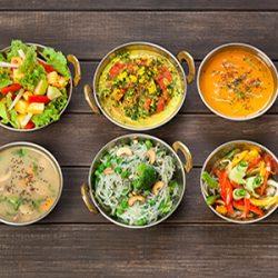 What food menu to select for Punjabi weddings