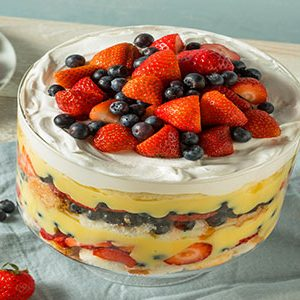 sweet-fruit custard-dessert-CaterNinja