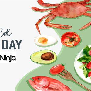 caterninja world food day