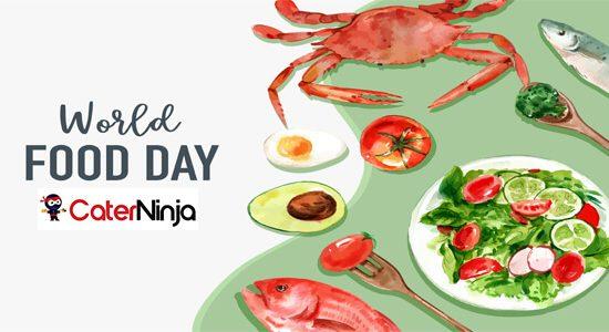 caterninja world food day
