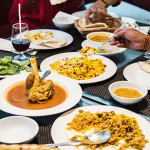 royal cuisine of india