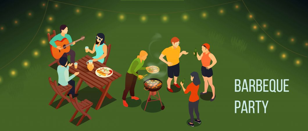 BBQ party india