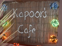 KAPOOR'S CAFE